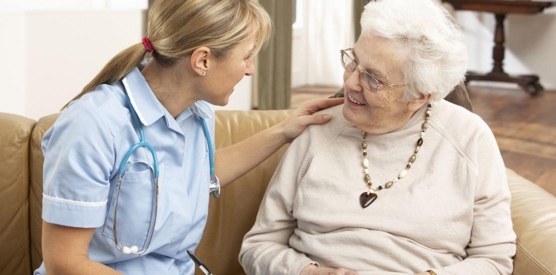 services d'une infirmière à domicile dans le 06