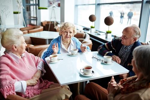 le parfait EHPAD pour personnes âgées dans les Alpes Maritimes